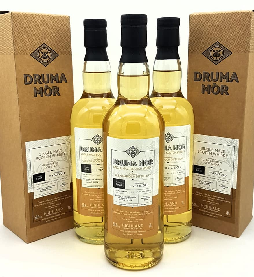 Druma Mòr - Whisky Single Malt | The Whisky House, Affligem